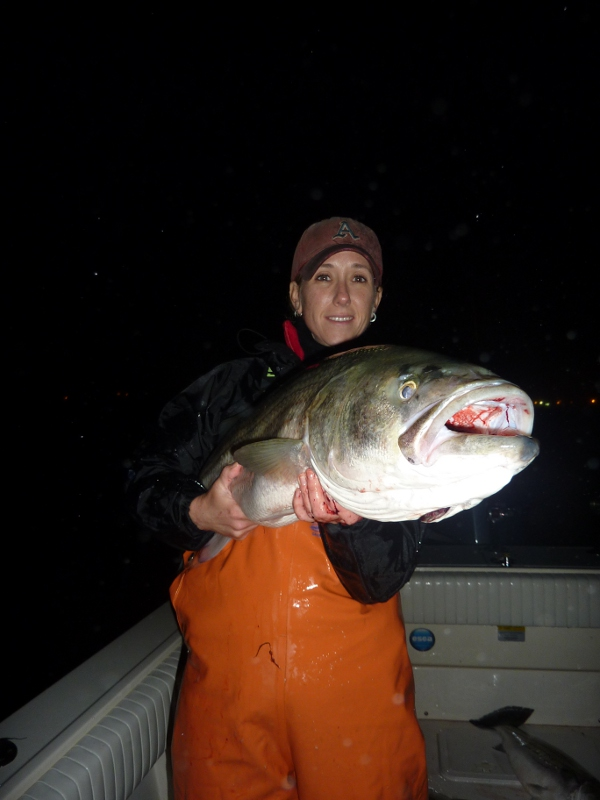 October 2011 Bass Fishing