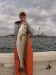 40 inch Bass caught at Lovell\'s Aug 8th