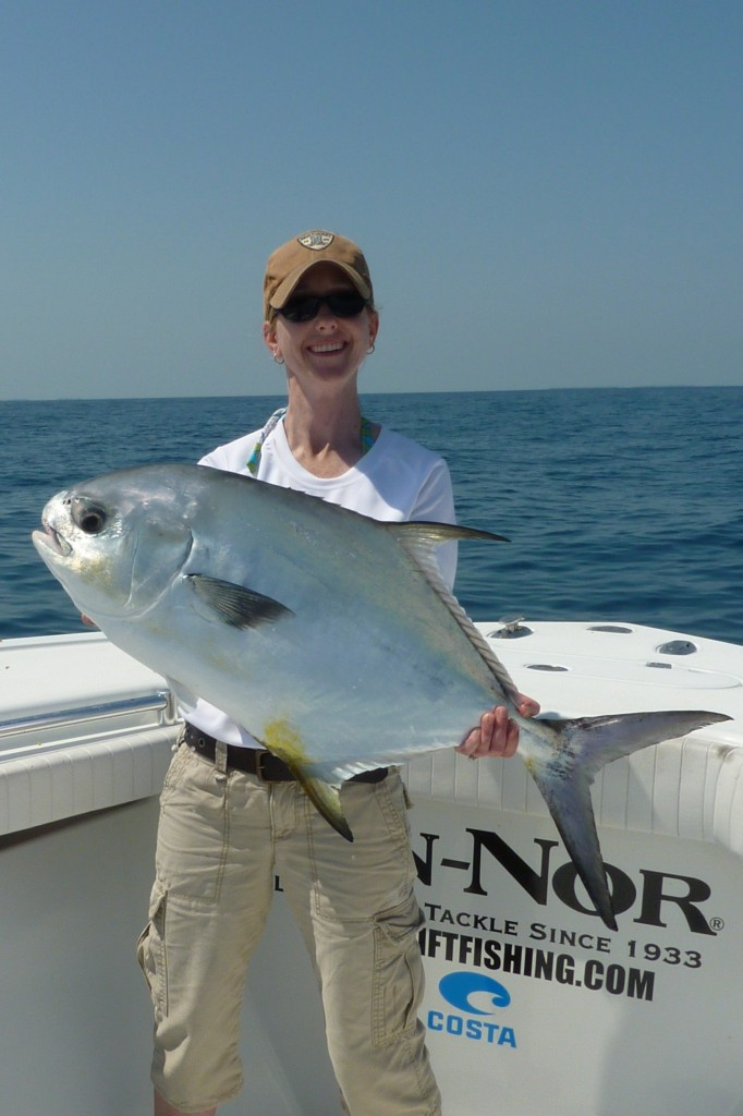 Key West Permit Caught on a Trip Endorsed by My Facebook Friends